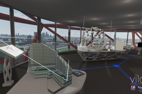 Virtual ViLO environment