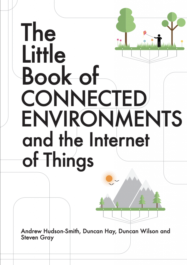 Little Book of Connected Environments Cover