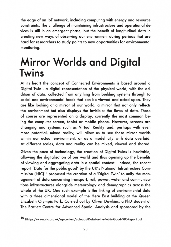 Little Book Mirror World Text