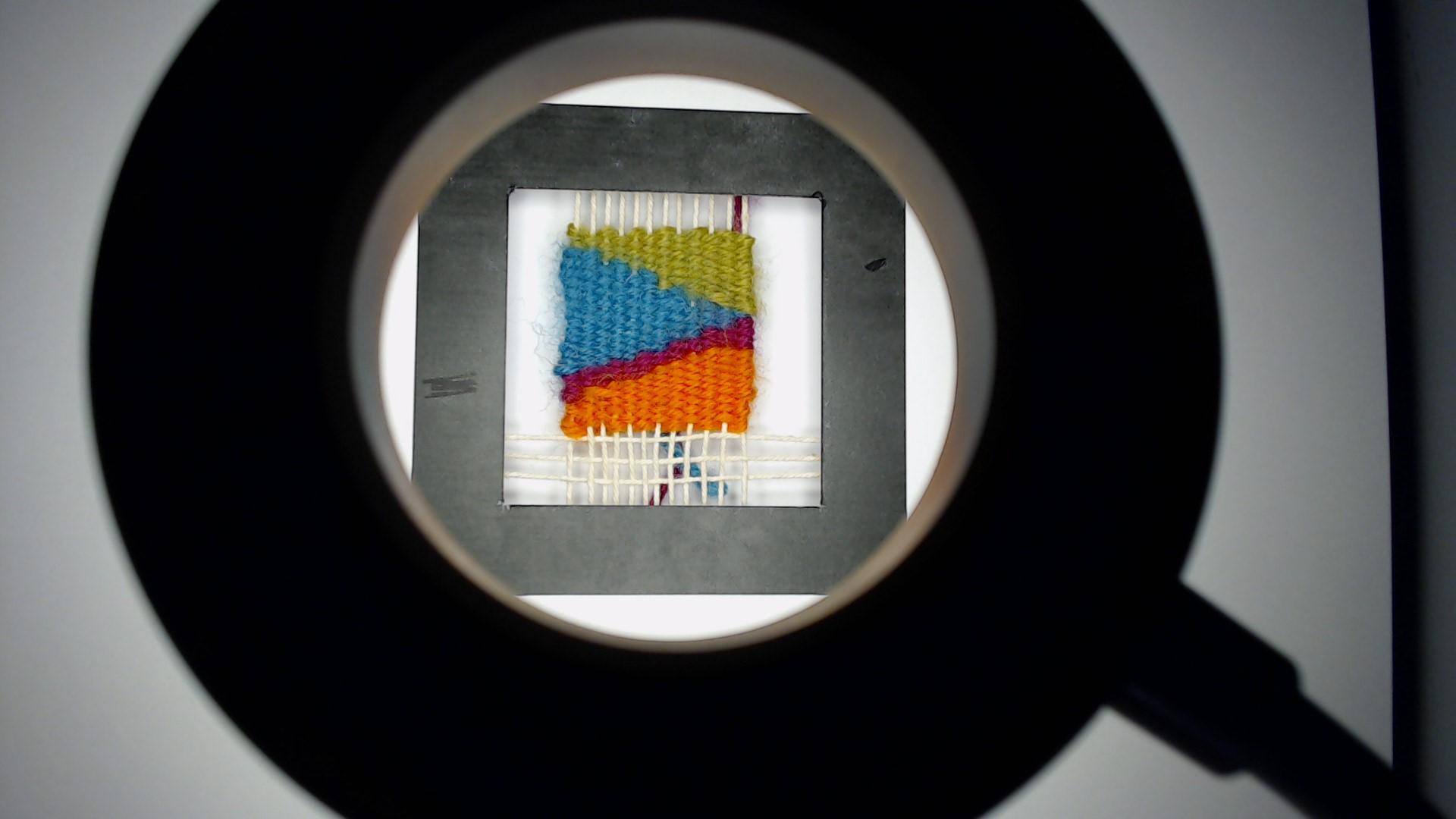 Unravelling: weaving memories in WebAR